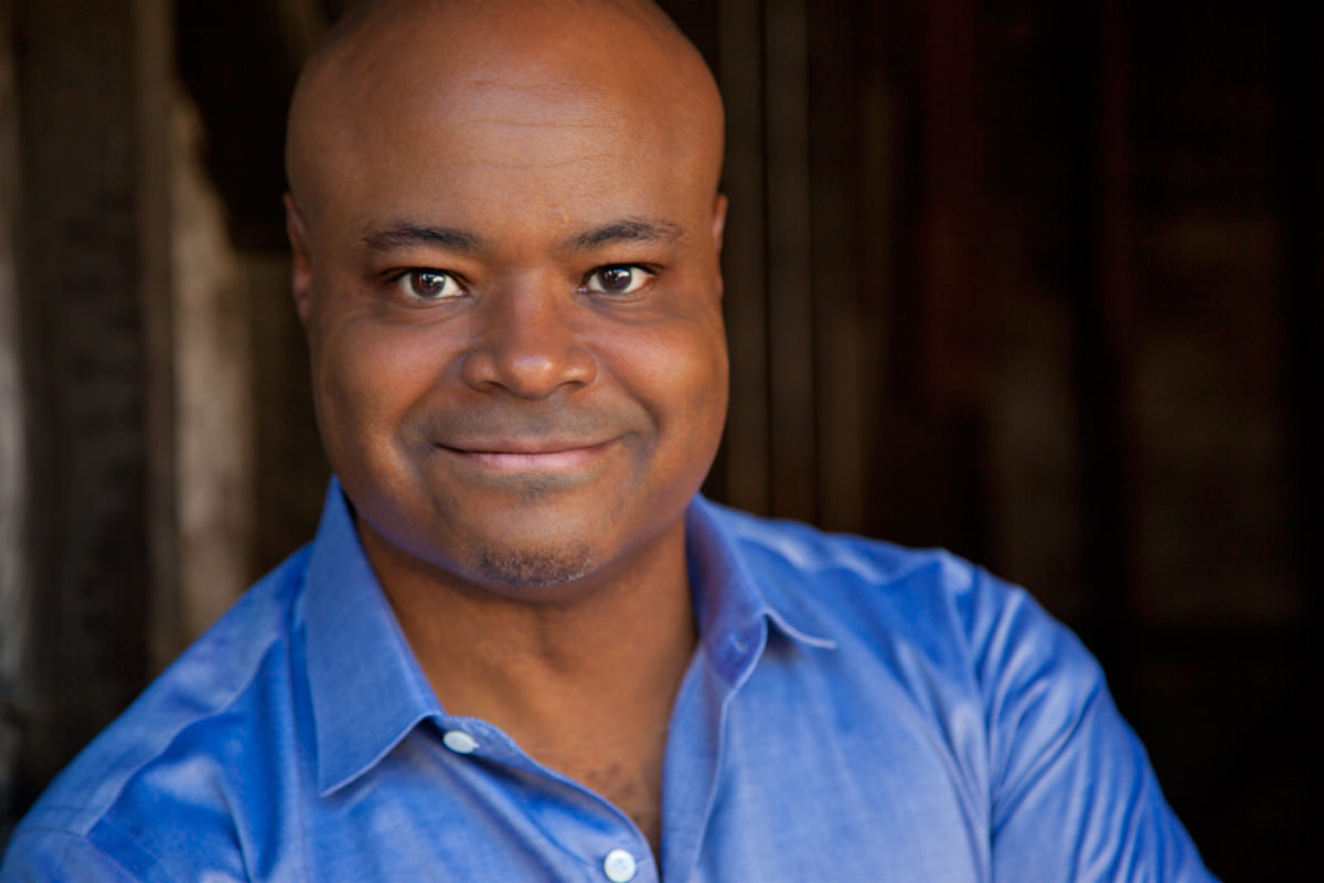 Actor Terence Hines